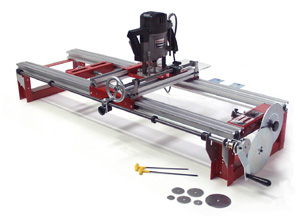 legacy woodworking machine